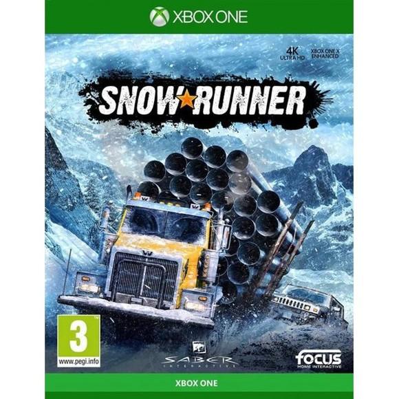 SnowRunner: A MudRunner