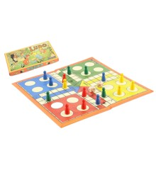 Retro Ludo game