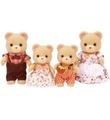 Sylvanian Families - Bären: Familie Pelzig