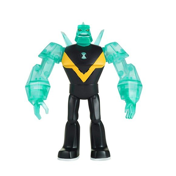 Ben 10 - Deluxe Power Up Diamondhead