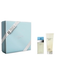 Dolce & Gabbana - Light Blue EDT 100 ml + Body cream 100 ml - Giftset