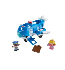 Fisher Price - Little People Travel Together Airplane (FKC78)