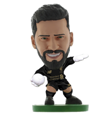 Soccerstarz - Liverpool Alisson - Home Kit (2020 version)