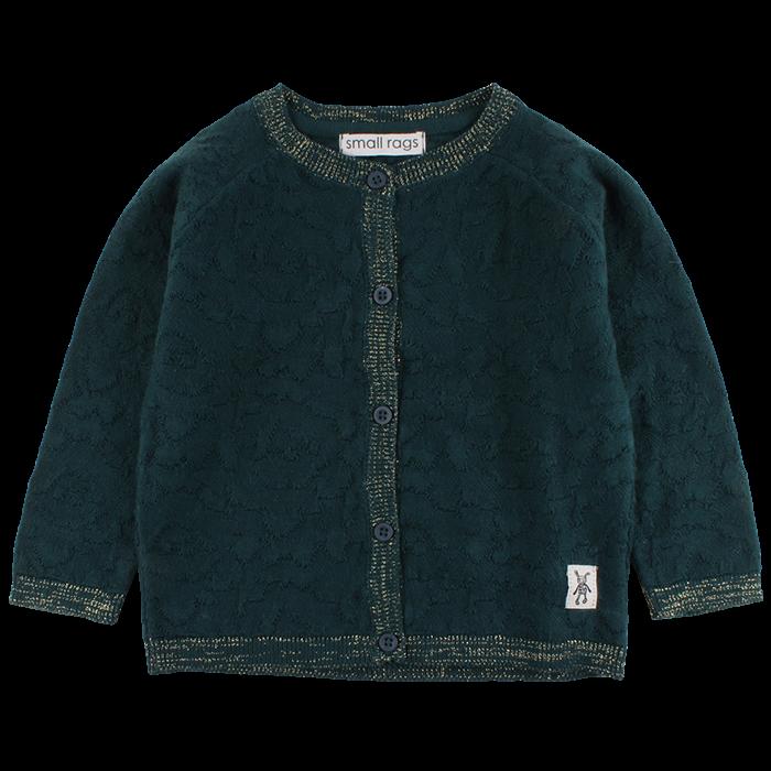 Small Rags - Knit Cardigan Hella