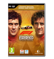 F1 2019 (Legend Edition)