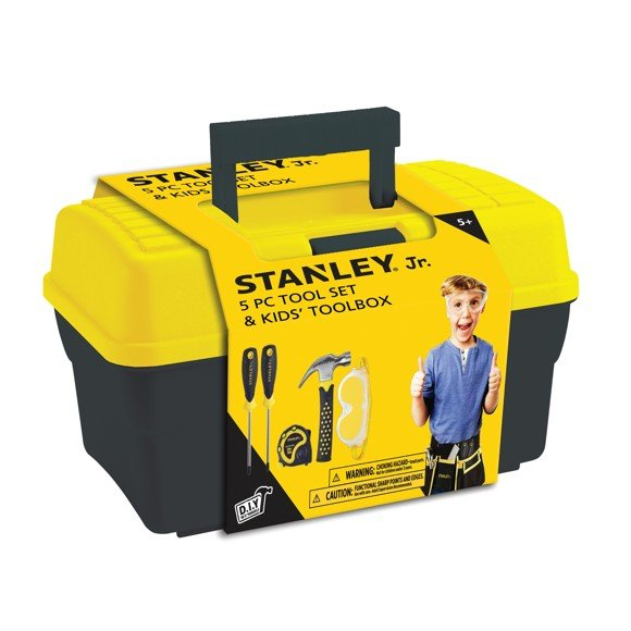 ​Stanley - Toolbox with 5 parts (TBS001-05-SY)