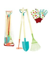 Vilac - Large garden tools set (3806)