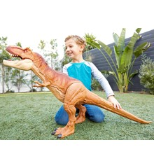 Jurassic World - Super Colossal T-Rex (90 cm)  (FMM63)