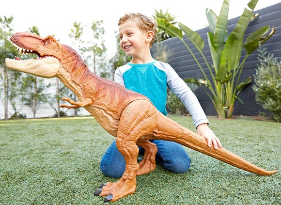 Jurassic World - Super Colossal T-Rex (90 cm)