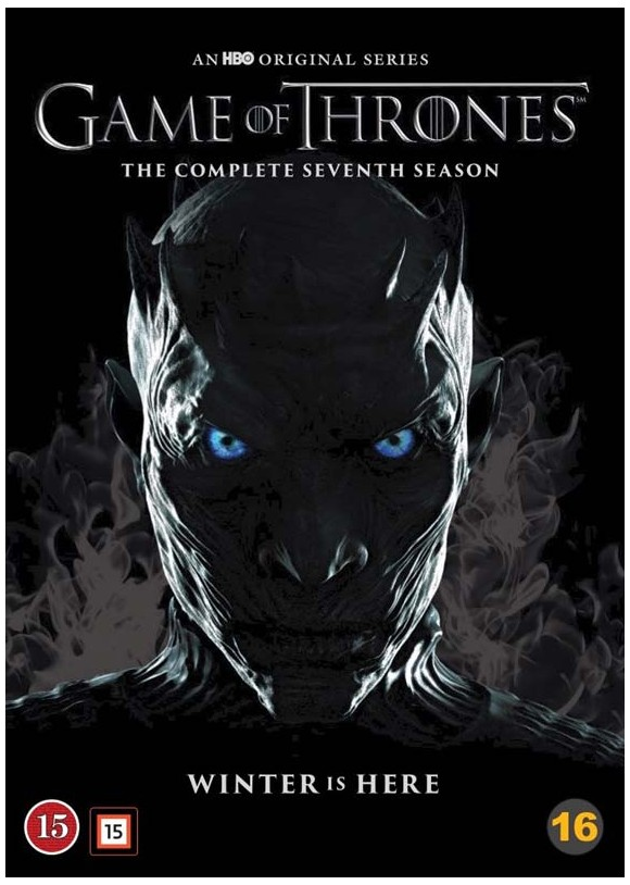 Game of Thrones - Sæson 7 - DVD