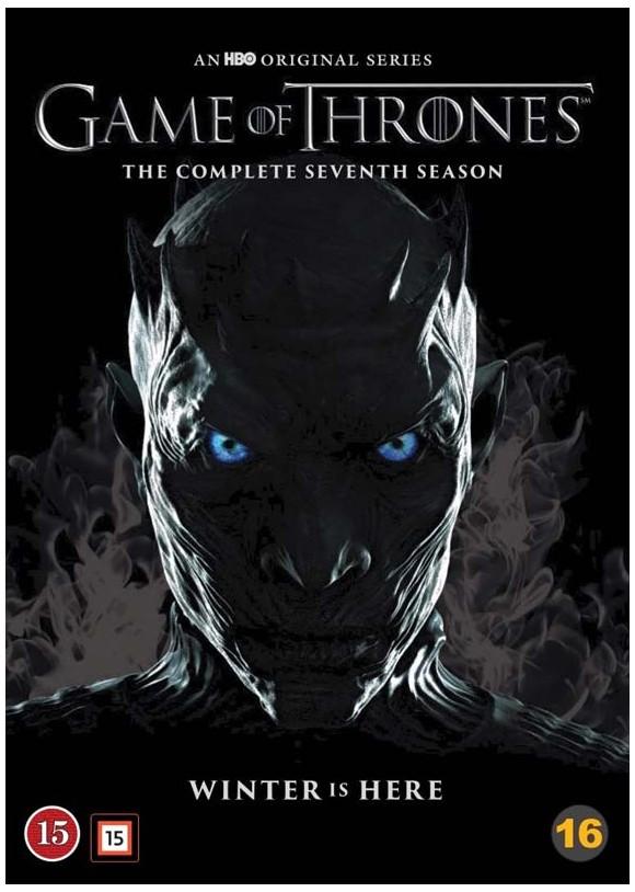 Game of Thrones - Season 7 - DVD