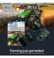 Logitech G Saitek Farming Simulator Controller USB + Farming Simulator 19 PC