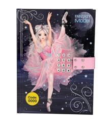 Top Model - Dagbog med Kode og Musik Ballet
