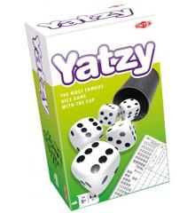 Tactic - Yatzy med bæger (40398)