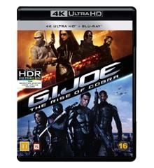 G.I. Joe: The Rise of Cobra (4K Blu-Ray)