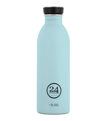 24 Bottles - Urban Bottle 0,5 L - Sky Blå