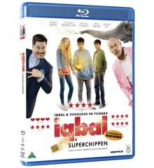 Iqbal Og Superchippen (Blu-Ray)
