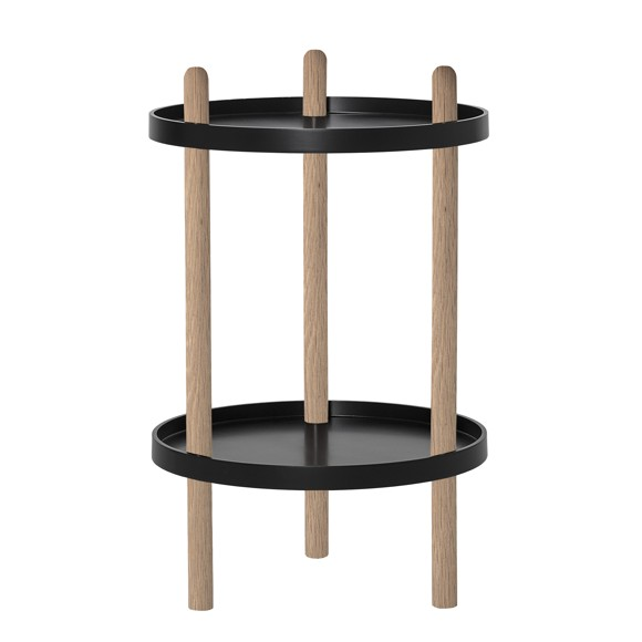 Bloomingville - Bar Table - Black (12400914)