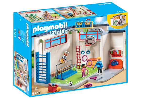 Playmobil - Gym (9454)