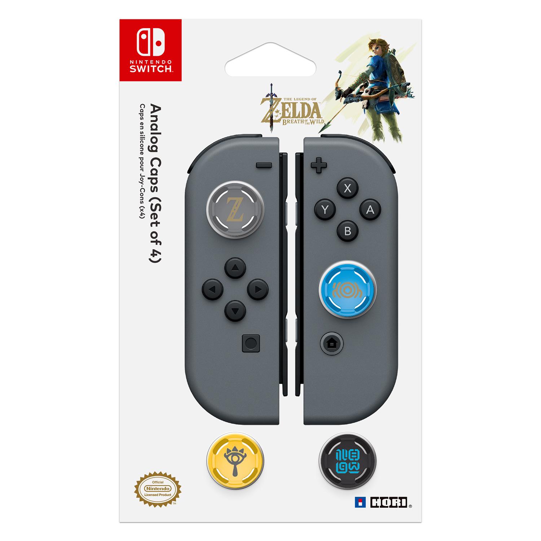 Nintendo Switch Analog Caps Zelda