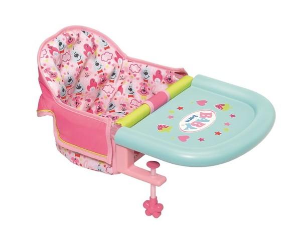 Baby Born - Dukke højstol til bordet (825235)