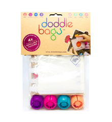 doddle - doddlebags Madposer 4 stk