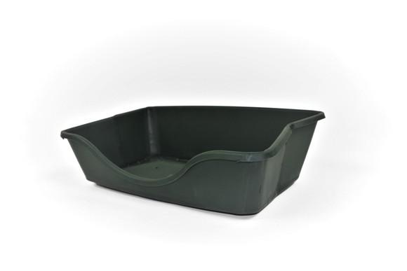 WonderFold - Dog bed - Small - Antrasit Grey