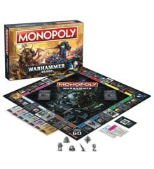 Monopoly - Warhammer 40K (English) (WIN35484)