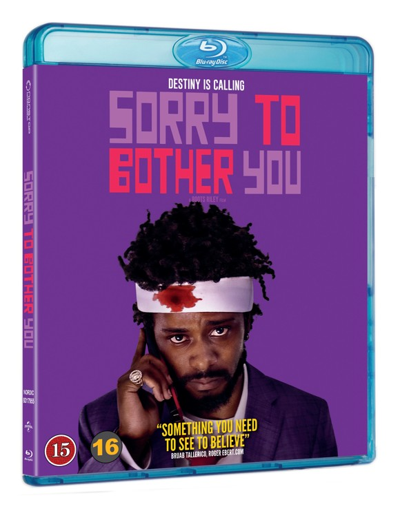Sorry to bother you -DVD