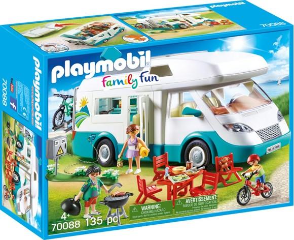 Playmobil- Family Fun - Mobilhome ( 70088 )