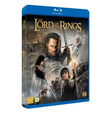 Lord of the rings 3 - The return of the king - DVD