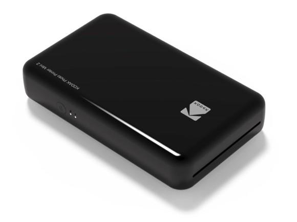 Kodak - Mini 2 Instant Photo Printer Black