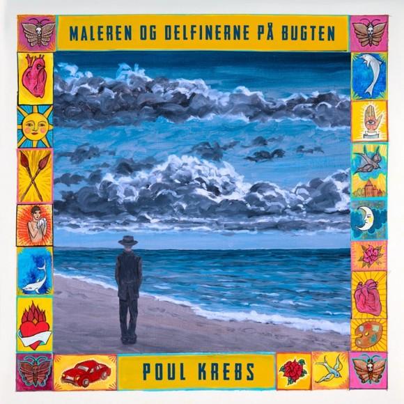 Poul Krebs - Maleren Og Delfinerne På Bugten - CD