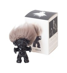 Good Luck Troll - Gjøl Trold 12 cm. - Black (92859)
