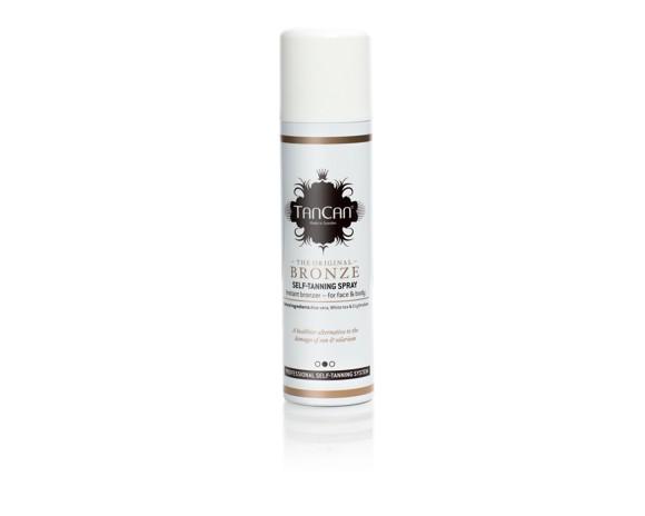 TanCan Bronze Self-Tanning Spray 250ml