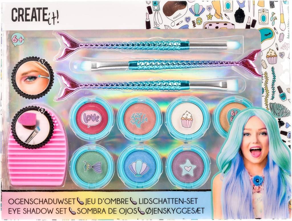 CREATE IT! Eye Shadow Set Mermaid - 11 Pack (84143)