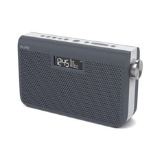 Pure - One Maxi 3S FM/DAB/DAB+ Radio Slate Blue