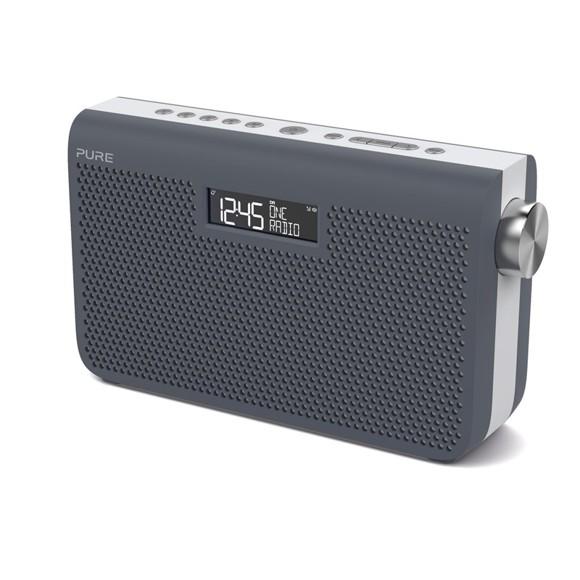 Pure - One Maxi 3S FM/DAB/DAB+ Radio Slate Blue