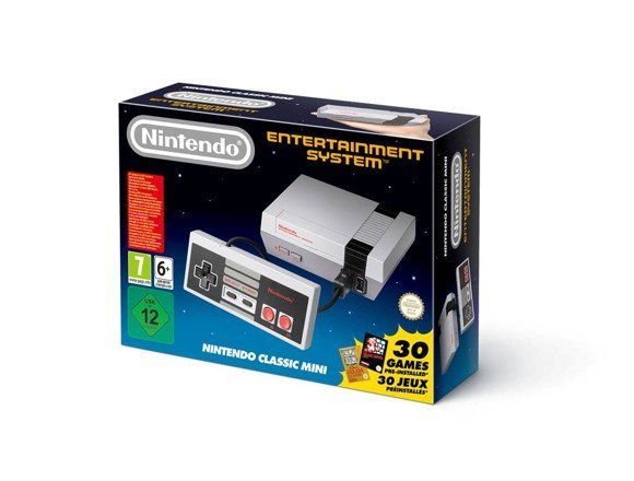Nintendo Classic Mini: Nintendo Entertainment System (NES)