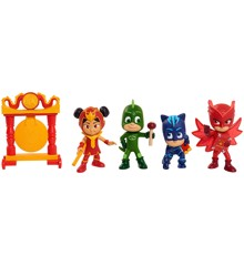 PJ Masks - Mystery Mountain 5 Pack (10-95450)