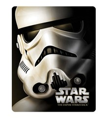 Star Wars, Episode V: The Empire Strikes Back - Steelbook (Blu-Ray)
