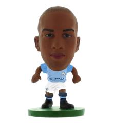 Soccerstarz - Manchester City Fabian Delph - Home Kit (2019)