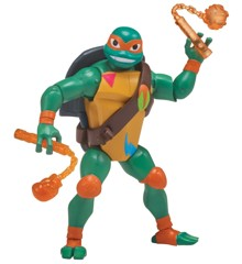 Rise of the Teenage Mutant Ninja Turtles - Battle Shell Action Figur Michelangelo (80828)