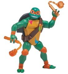 Rise of the Teenage Mutant Ninja Turtles - Battle Shell Action Figure Michelangelo (80828)