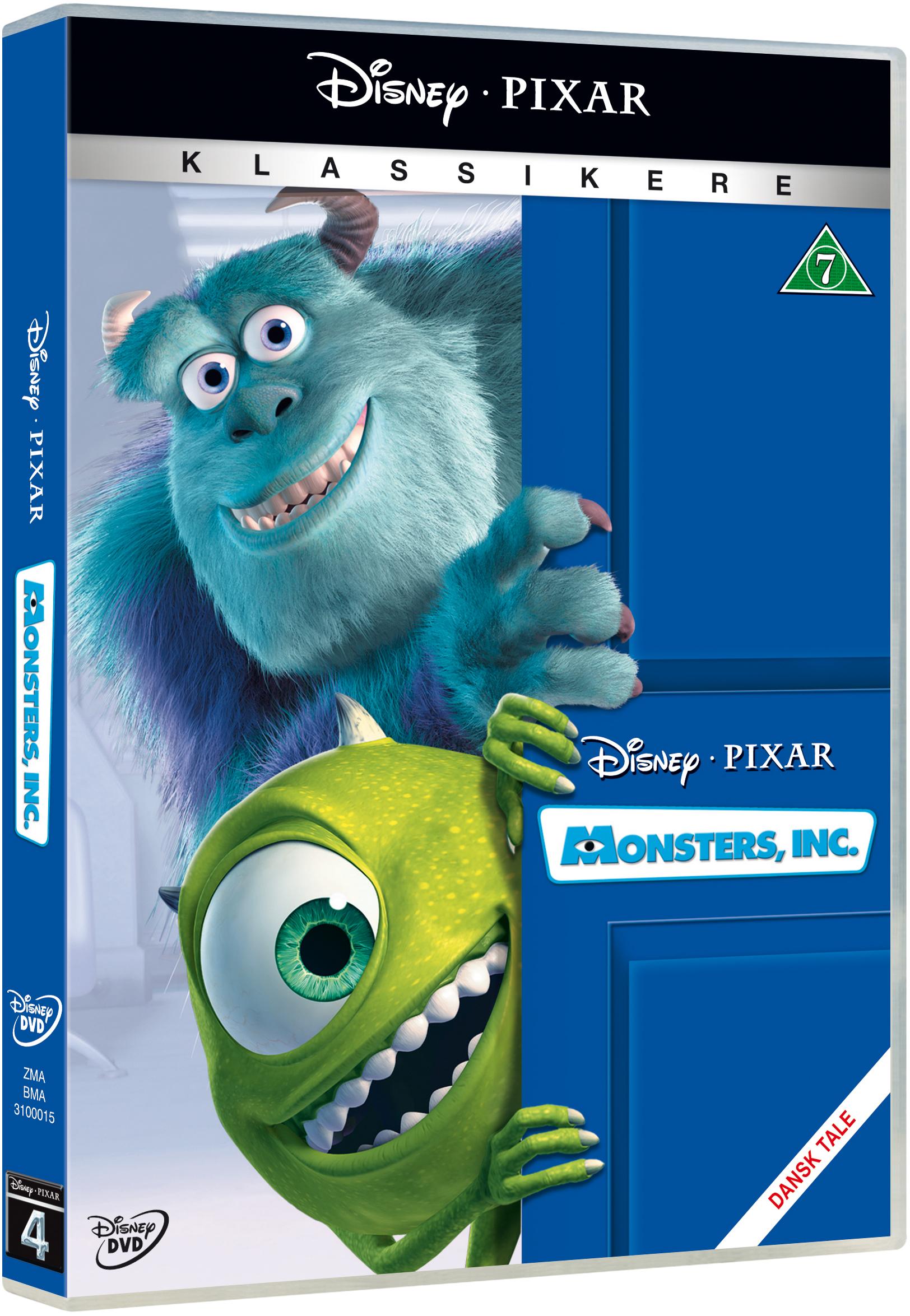 Monsters, Inc. Pixar #4