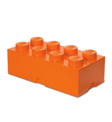 Room Copenhagen - LEGO Storeage Brick 8 - Orange