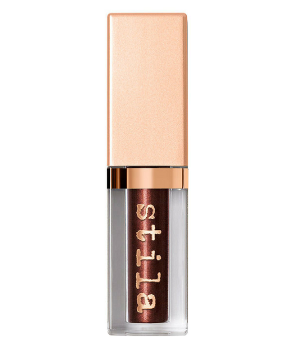 Stila - Metals Shimmer & Glow Liquid Eyeshadow - Twig