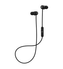KreaFunk - aVIBE Headset - Black Edition/Gun Metal (KFWT50)