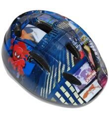 Volare - Cykelhjelm (51-55 cm) - Spider-Man