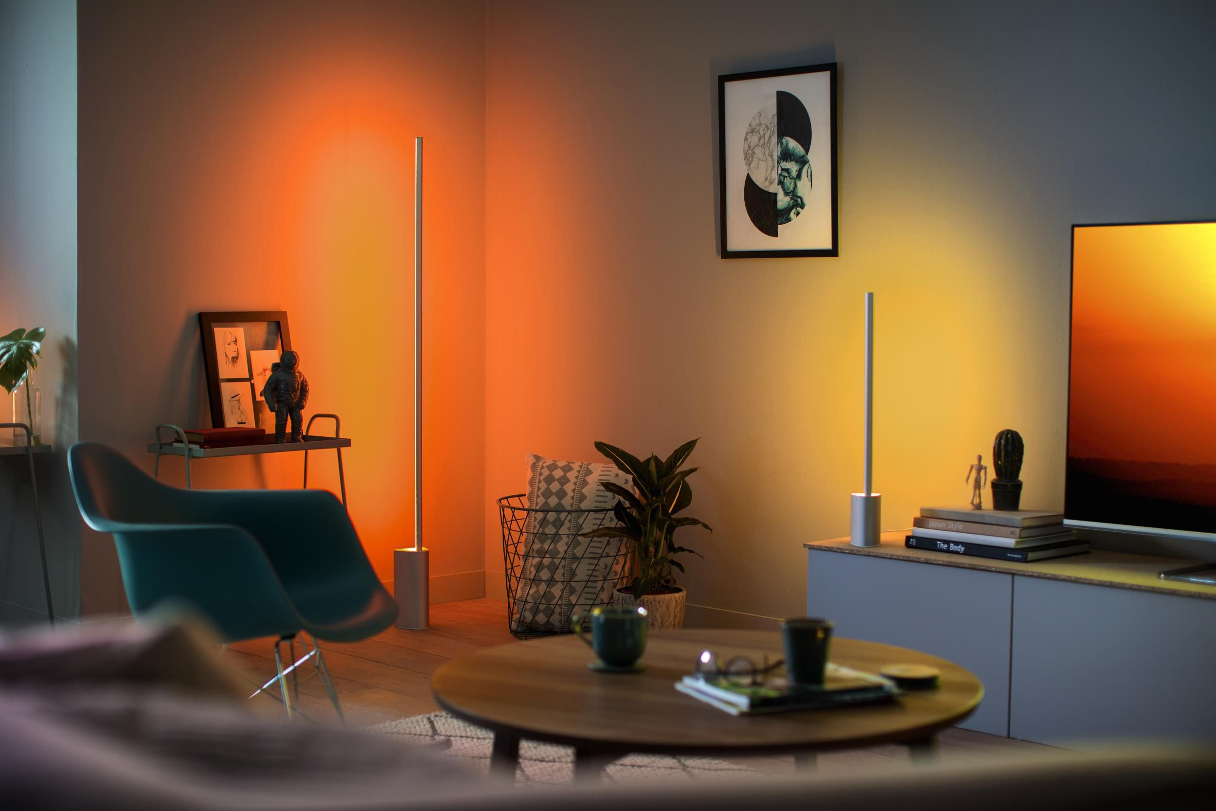 Buy Philips Hue Signe Table Light White & Color Ambiance